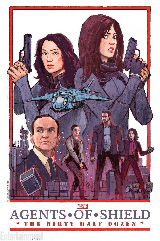 Agents of S.H.I.E.L.D.: The Dirty Half Dozen, di Jake Wyatt