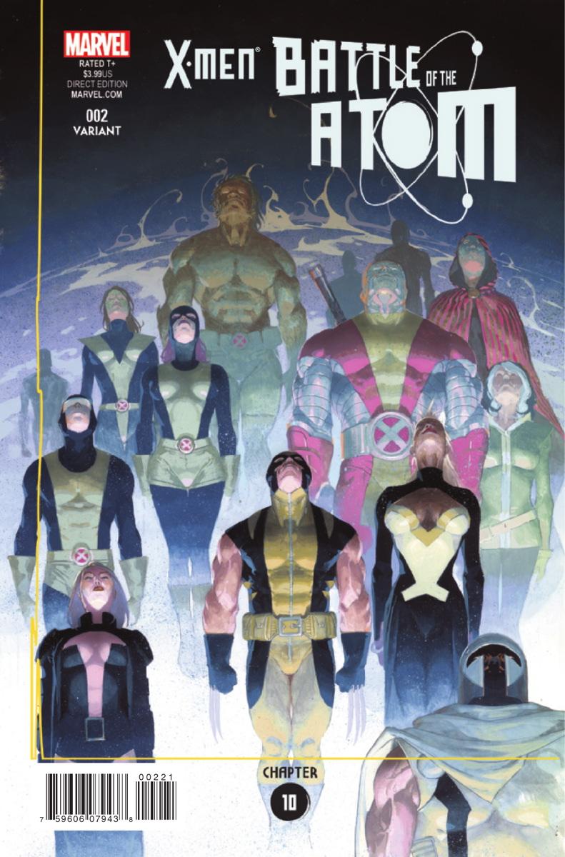 X-Men: Battle of Atom