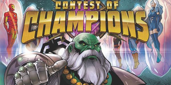 Marvel panini lancia la nuova contest of champions e for Nuova casa classica bad aibling