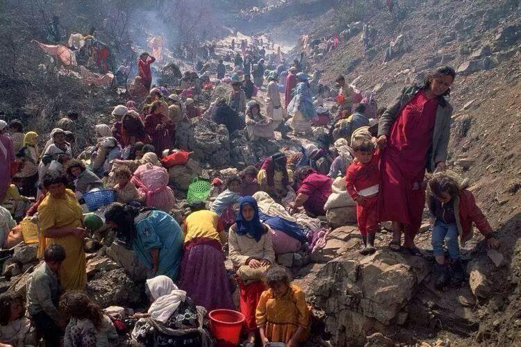Rifugiati Kurdistan 01