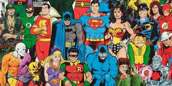 DC Comics History IiE