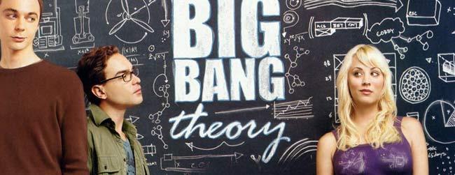 big bang theory banner