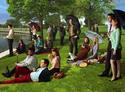 The Office - Seurat