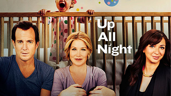up all night banner logo