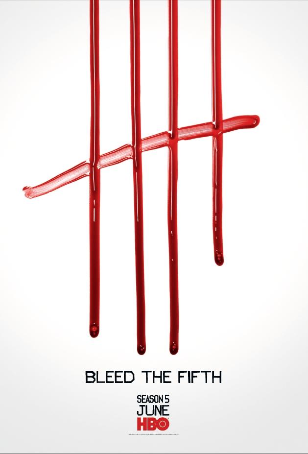True Blood 5 - poster