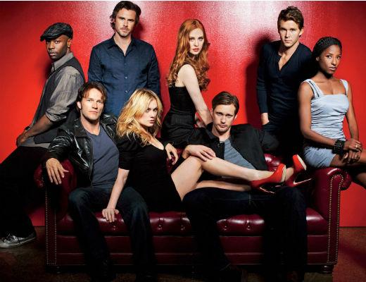 True Blood - cast