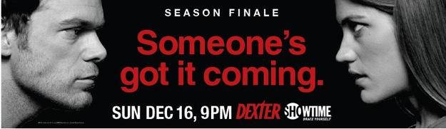 Dexter 7 - finale