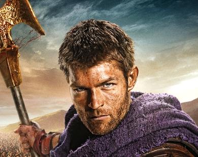 Spartacus 3 - Liam McIntyre