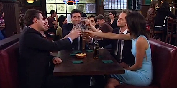 How I met Your Mother finale alternativo