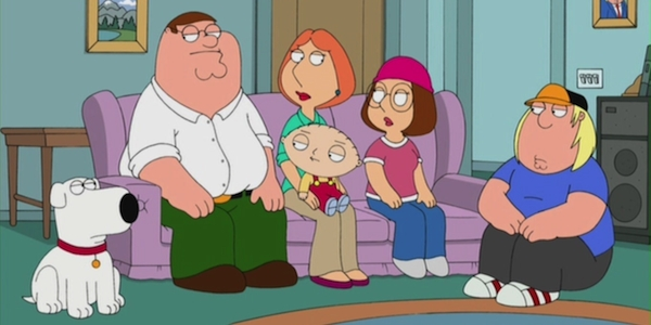 Family Guy - I griffin