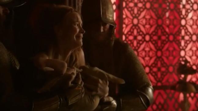 GoT - Joffrey kills bastards