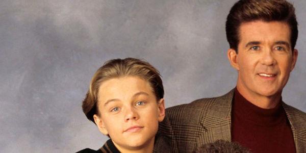 Alan Thicke Leonardo DiCaprio