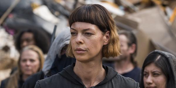 Pollyanna McIntosh The Walking Dead