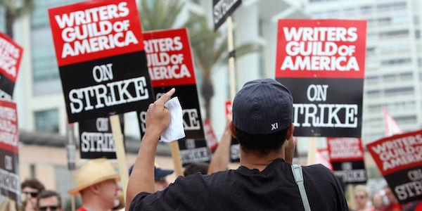 WGA sciopero sceneggiatori