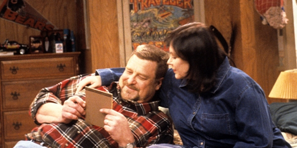 Roseanne John Goodman