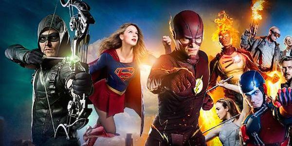 Eroi DC The CW