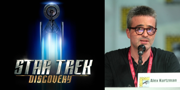 Star Trek Discovery Kurtzman