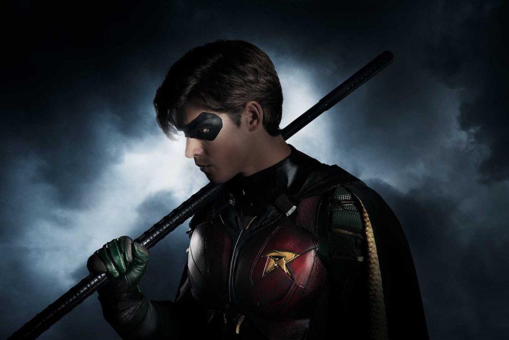 Titans - Robin - Brenton Thwaites