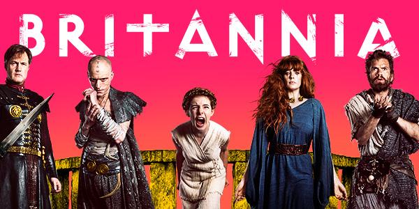 Britannia, le prime immagini della serie in arrivo il 22 gennaio su Sky Atlantic HD