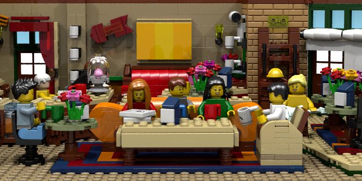 Friends LEGO