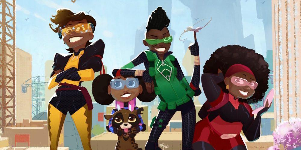 Netflix Mama K's Team 4
