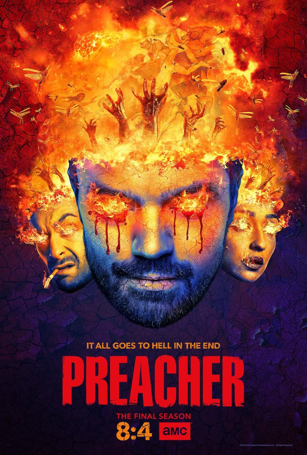 Preacher 4 - Poster