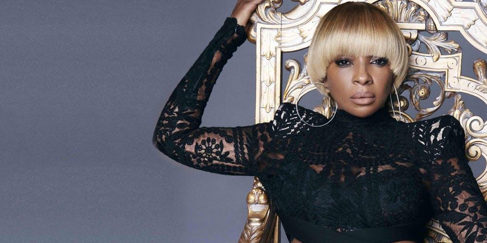 Mary J. Blige Power