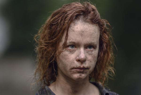 Thora Birch as Gamma - The Walking Dead _ Season 10 - Photo Credit: Gene Page/AM8