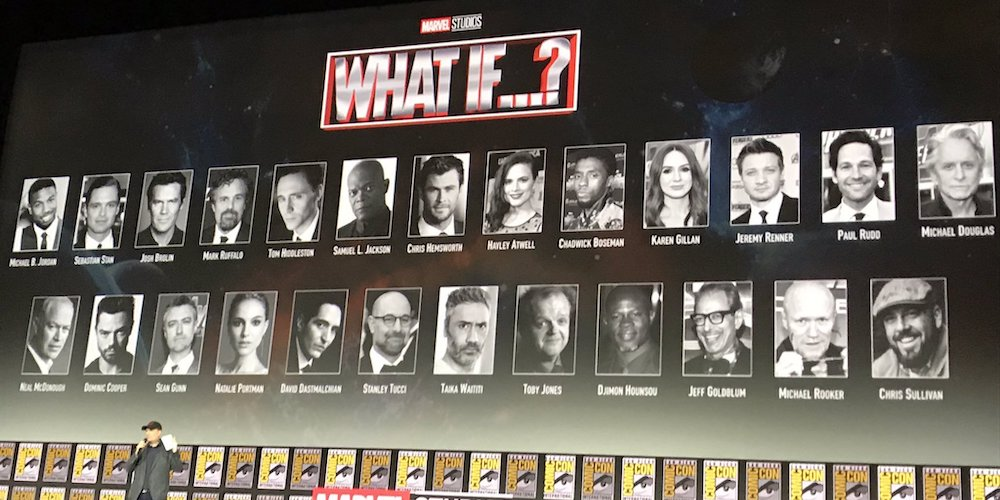 what if banner disney+