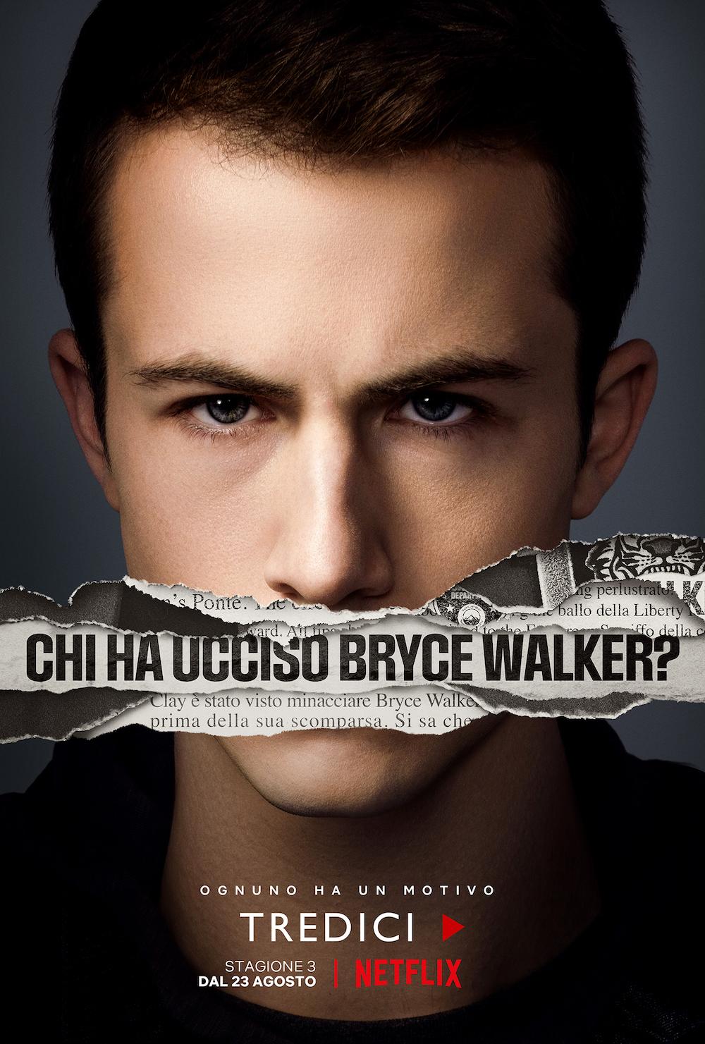 Risultati immagini per tredici season 3 poster