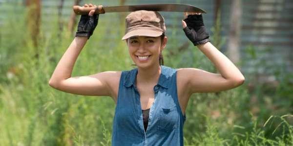 Christian Serratos di The Walking Dead sarà Selena in Selena: The Series
