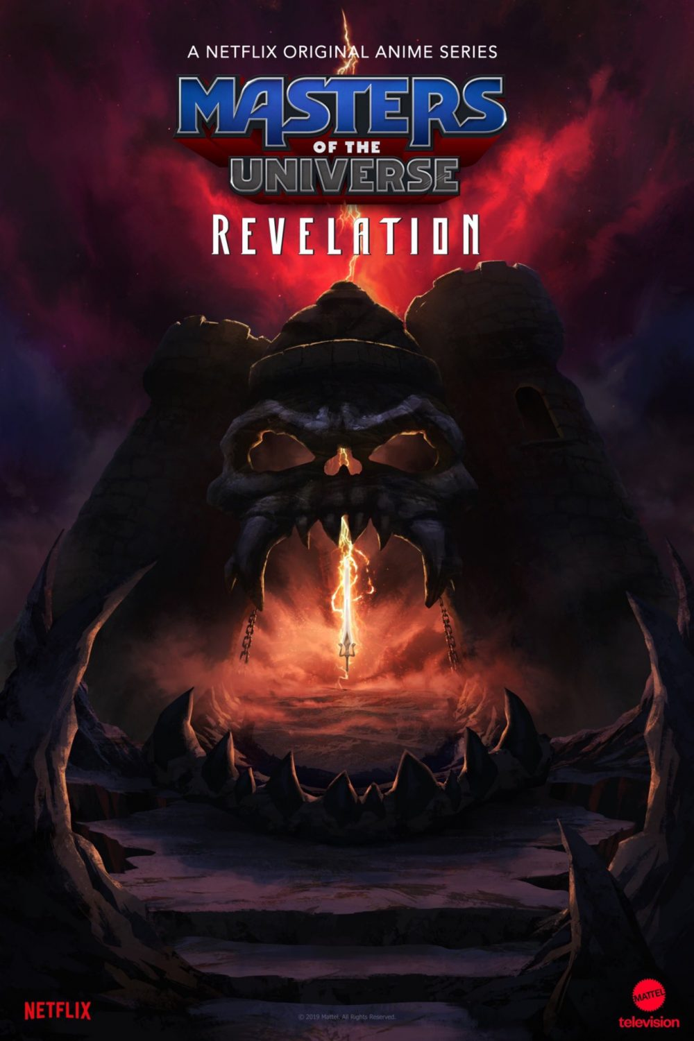 Masters of the Universe - Revelation