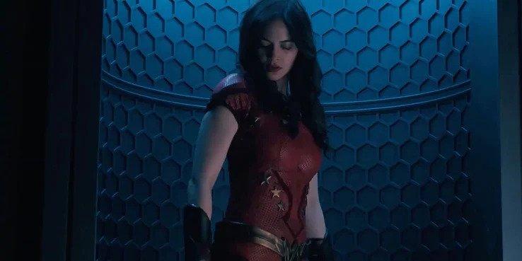Titans Wonder Girl