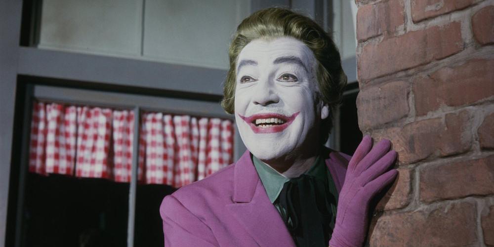 Batman Joker Cesar Romero