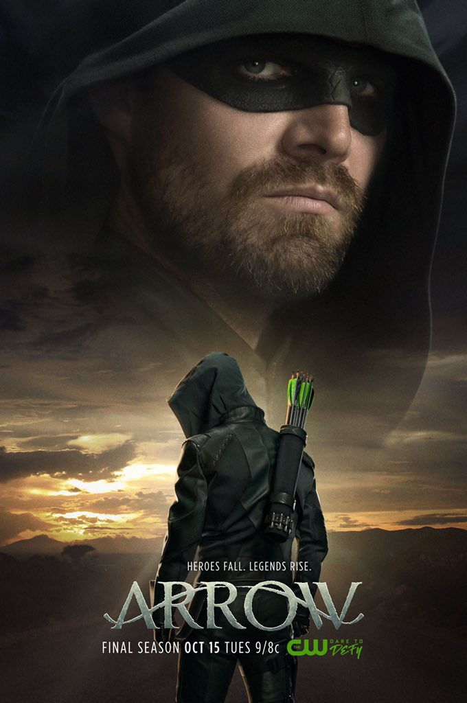 Arrow Poster Stagione Finale