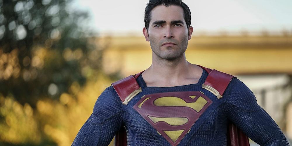 Superman - Hoechlin - Crisi sulle Terre Infinite
