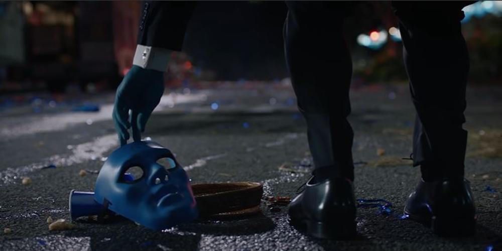 Watchmen - banner - promo
