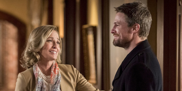 Arrow Ascolti 8x01, season premiere