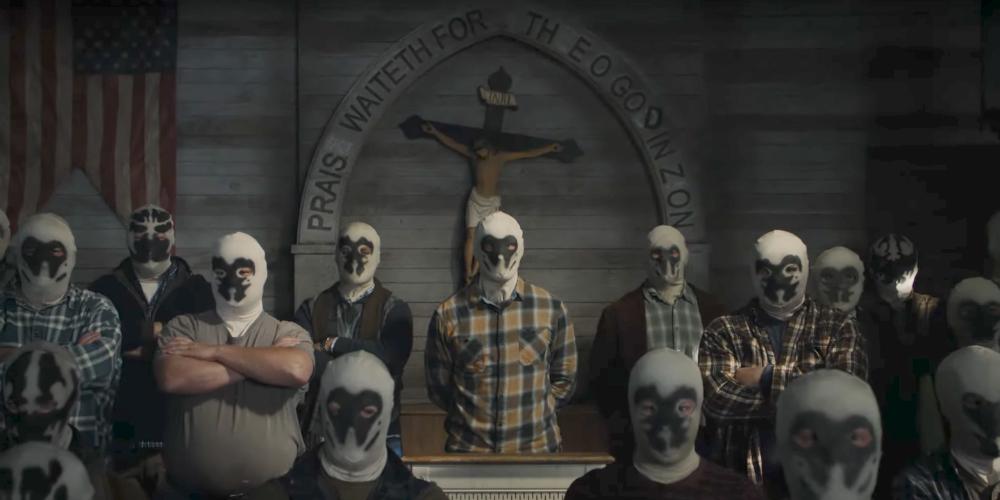 Watchmen banner 1x01 recensione