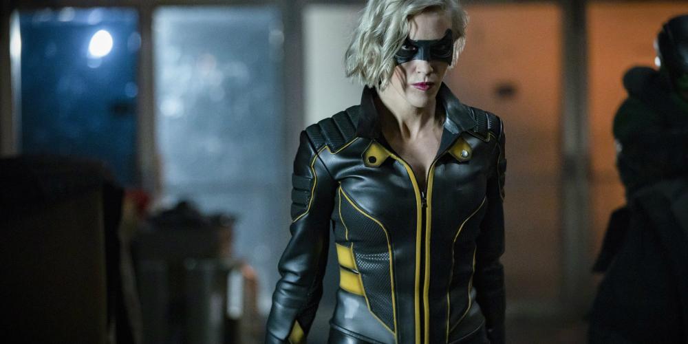 Arrow Black Canary banner