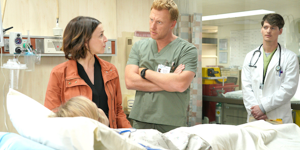Ascolti USA Grey's Anatomy recupera