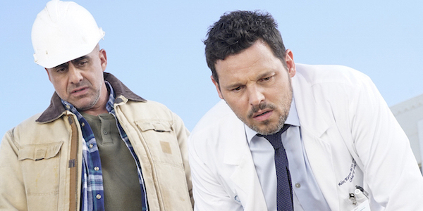 Grey's Anatomy Ascolti USA Halloween